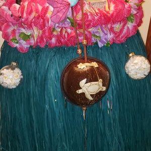 Handbags - Hawaiian Coconut Purse Vintage.